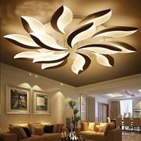 Потолочные светодиодные люстры, светильники