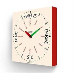 Настенные часы BoxPop VI PB-506-35