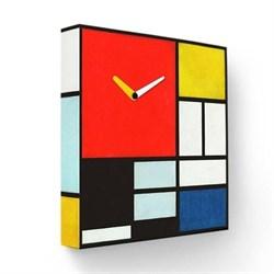 Настенные часы Мондриан PB-035-35