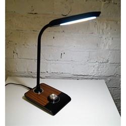 BL1081 Black rosewood grain Настольная лампа