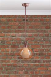 Подвесной светильник PND.111.01.01.028.AC с плафоном S.12.AM