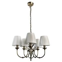 Подвесная люстра Arte Lamp Zanzibar A8390LM-5AB