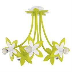 Подвесная люстра Nowodvorski Flowers Green 6901