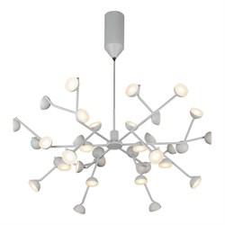 Подвесная светодиодная люстра iLedex Inefable X088301-100 SWH