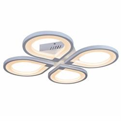 Потолочная светодиодная люстра iLedex Clover 6885/4 WH