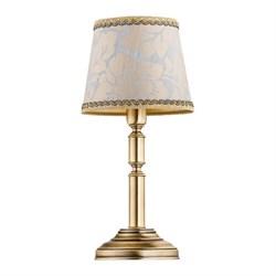 Настольная лампа Kutek N Abazur N-LG-1 (P/A)