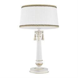 Настольная лампа Kutek Roma Abazur ROM-LG-1 (BZ/A)