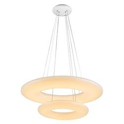 Подвесной светодиодный светильник Globo Quentin 42506-104H