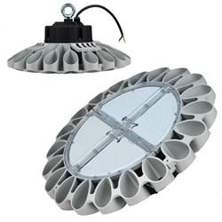 Подвесной светодиодный светильник (UL-00002057) Uniel ULY-U30B-100W/DW IP65 Silver