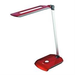 Настольная лампа (07537) Uniel TLD-511 Red/LED/550Lm/4500K