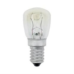 Лампа накаливания Uniel E14 7W прозрачная IL-F25-CL-07/E14 10804
