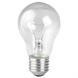 Лампа накаливания ЭРА E27 40W 2700K прозрачная ЛОН А55/А50-40-230-E27-CL C0039807