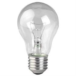 Лампа накаливания ЭРА E27 75W 2700K прозрачная ЛОН А55/А50-75-230-E27-CL C0039809