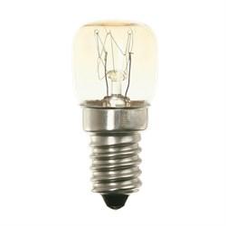 Лампа накаливания Uniel E14 15W прозрачная IL-F22-CL-15/E14 UL-00002327