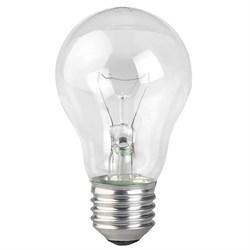Лампа накаливания ЭРА E27 40W 2700K прозрачная A50 40-230-Е27-CL Б0039121