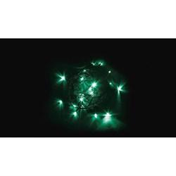 Светодиодная гирлянда Feron Линейная 230V зеленая с мерцанием CL02 32285