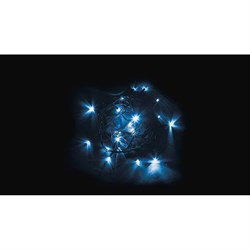 Светодиодная гирлянда Feron Линейная 230V синяя с мерцанием CL02 32286
