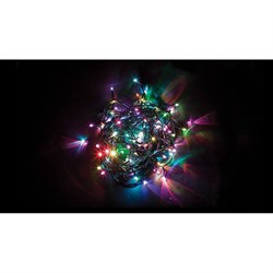 Светодиодная гирлянда Feron Линейная 230V разноцветная с мерцанием CL03 32289