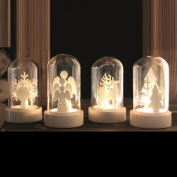 Настольная лампа Globo X-Mas 23227-12