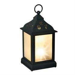 Переносной светодиодный фонарь (UL-00002312) Uniel 110х220 ULD-L1122-009/TTB/WW/3D Black