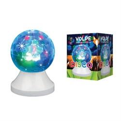 Светодиодный светильник-проектор (UL-00002764) Volpe Disko ULI-Q311 3,5W/RGB White