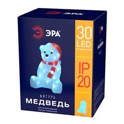 Светодиодная фигура ЭРА медведь ENIOF - 13 Б0047975