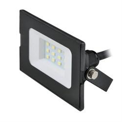 Прожектор светодиодный (UL-00005812) Volpe ULF-Q513 10W/BLUE IP65 220-240В BLACK