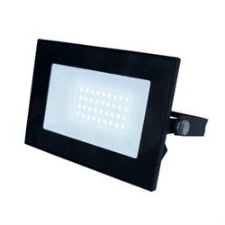 Прожектор светодиодный (UL-00007364) Uniel ULF-F21-30W/6500K IP65 200-250В Black