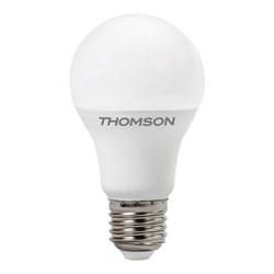 Лампа светодиодная диммируемая Thomson E27 7W 4000K груша матовая TH-B2156