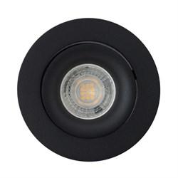 Встраиваемый светильник Denkirs DK2018-BK