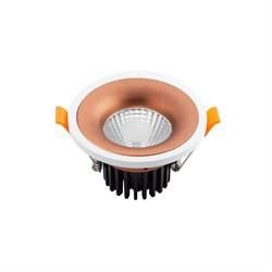 Встраиваемый светодиодный светильник Denkirs DK4004-CF