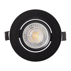 Встраиваемый светильник Denkirs DK3020-BK