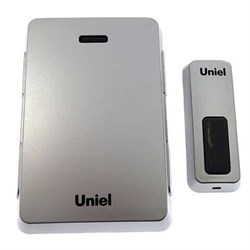 Звонок беспроводной Uniel UDB-005W-R1T1-32S-100M-SL 03612