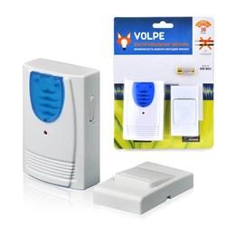 Звонок беспроводной Volpe UDB-Q023 W-R1T1-16S-30M-WH 11016