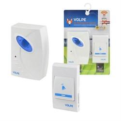 Звонок беспроводной Volpe UDB-Q025 W-R1T1-16S-80M-WH UL-00002401