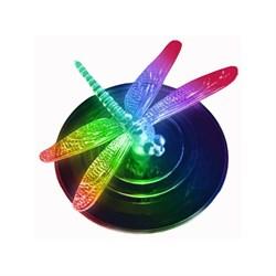 Светильник на солнечных батареях (07293) Uniel USL-S-106/PT075 Magic Dragonfly