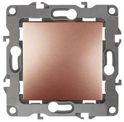 Выключатель одноклавишный ЭРА 12 10AX 250V 12-1001-14 Б0019274