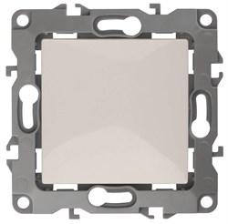Выключатель одноклавишный ЭРА 12 10AX 250V 12-1101-02 Б0014622