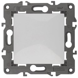 Выключатель одноклавишный ЭРА Elegance 10AX 250V 14-1101-01 Б0034207