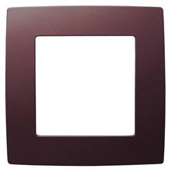 Рамка 1-постовая ЭРА 12 12-5001-25 Б0019390