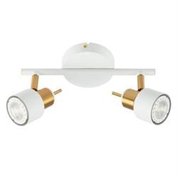 Спот Arte Lamp Almach A1906PL-2WH