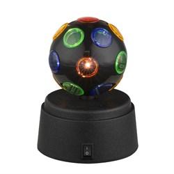 Настольная лампа Globo Disco 28017