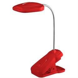Настольная лампа ЭРА NLED-420-1.5W-R Б0005540