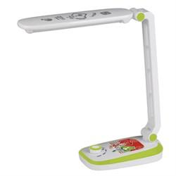 Настольная лампа ЭРА Фиксики NLED-425-4W-GR Б0019765