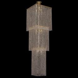 Каскадная люстра Bohemia Ivele 2180/45-160 G