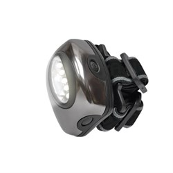 Налобный светодиодный фонарь Uniel от батареек 35х60 S-HL010-C 03211