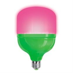 Лампа светодиодная для растений (UL-00006261) Uniel E27 20W матовая LED-M80-20W/SPSB/E27/FR PLS55GR