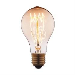 Лампа накаливания E27 40W прозрачная 1003-SC