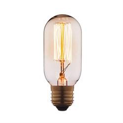 Лампа накаливания E27 40W прозрачная 4540-SC
