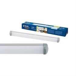 Потолочный светодиодный светильник Volpe ULO-Q141 AL30-10W/NW Silver UL-00000451